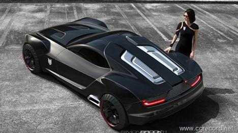 Ford Mad Max Interceptor Concepts  9f24d680407