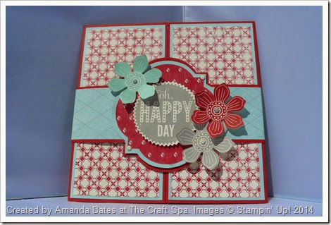 Starburst Sayings, Flashback, 8inch Flip Album, By Amanda Bates, The Craft Spa, 2014-07 (37)