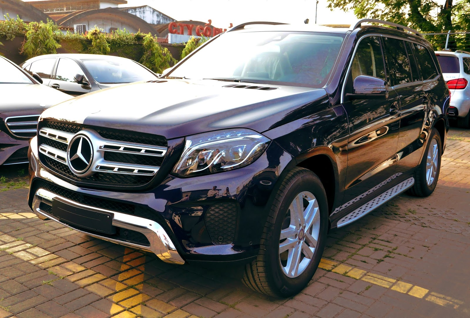 Xe Mercedes Benz GLS 350 d 4Matic 02