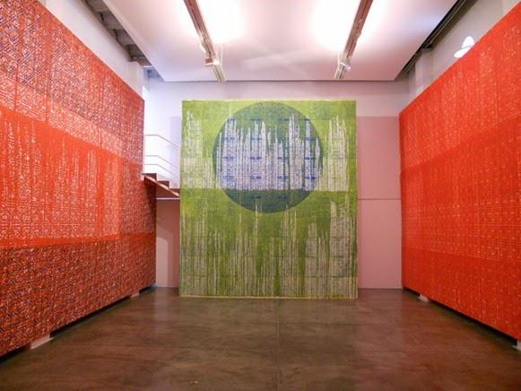 Esposizione Galleria Luciana Brito - membri del Jamac