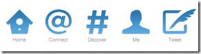 new twitter - icon