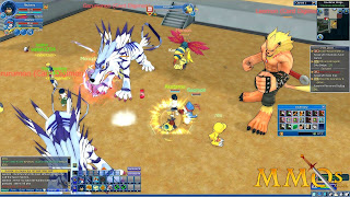 Hình Ảnh Digimon Universe Appli Monsters