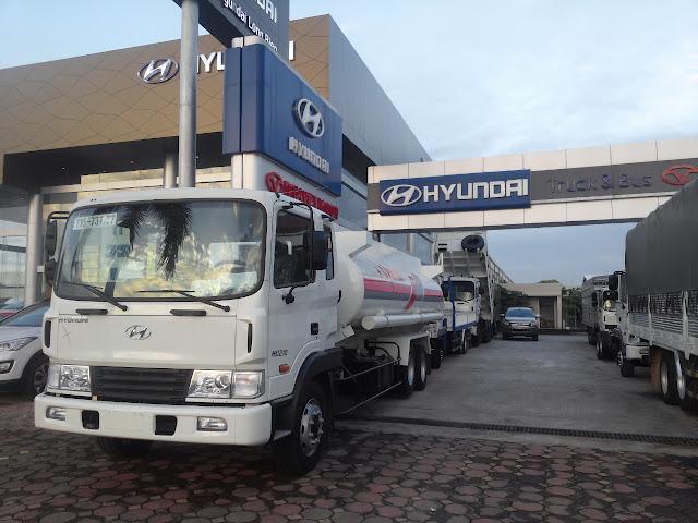 Hyundai HD210 téc 16 khối
