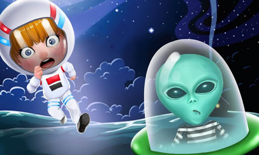 Baby Space Adventure - Aliens