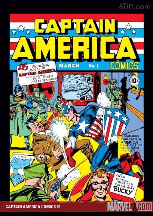 75 năm về trước vào ngày 1 tháng 3, ấn phẩm Captain