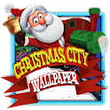Christmas City Live Wallpaper icon