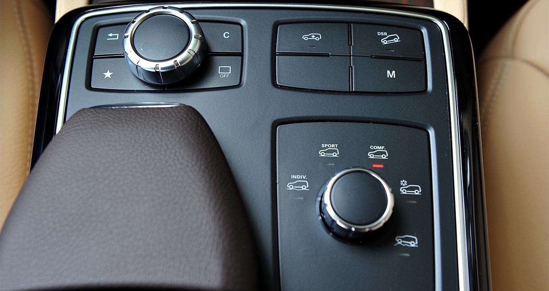 xe Mercedes Benz GLS 400 thế hệ mới 012