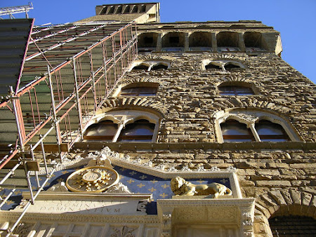 Imagini Italia: Palazzo Vecchio Firenze