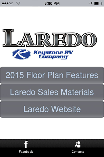 Keystone RV Laredo
