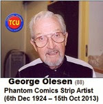 TCU 15th Oct 2014 1st Anniversary of George Olesen