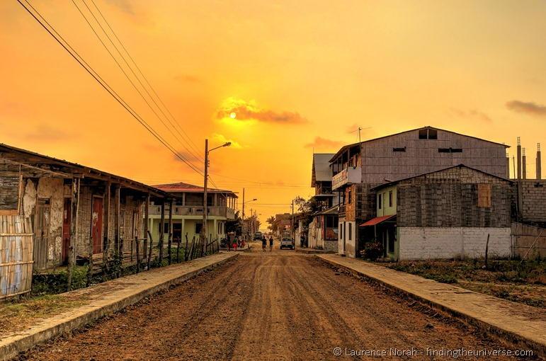 Streets of Canoa