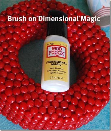 brush on Dimensional Magic