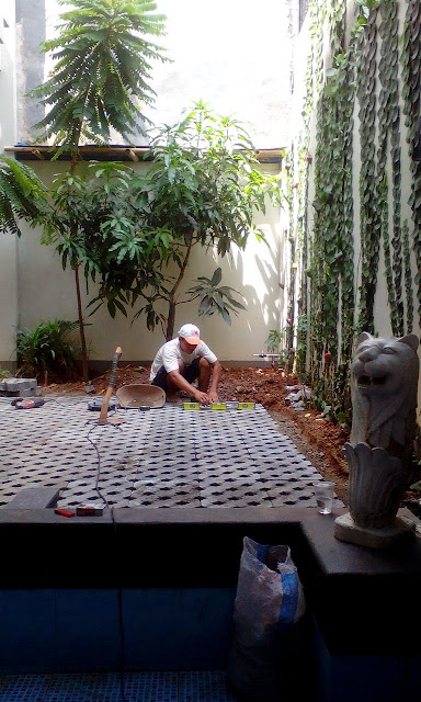 pembuat taman murah kemang raya