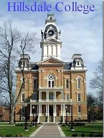 hillsdale college building