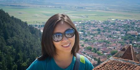 Lily Leung la Rasnov
