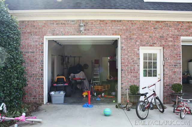 third garage