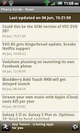 Phone Genie - GSMArena Browser Screenshot 8