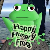 Hungry Happy Frog