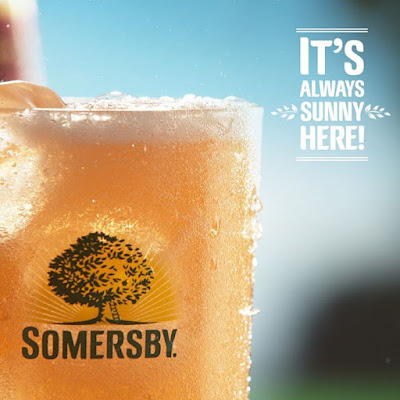 Bring your good mood and come Somersby tastiest