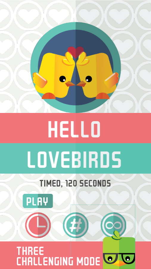 Hello! Lovebirds- screenshot