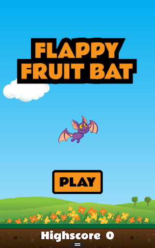 Flappy Fruit Bat Free