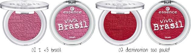 Essence Viva Brasil blush