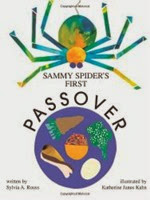 Sammy Spider First Passover