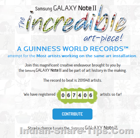 Samsung Galaxy Note Marketing Technique