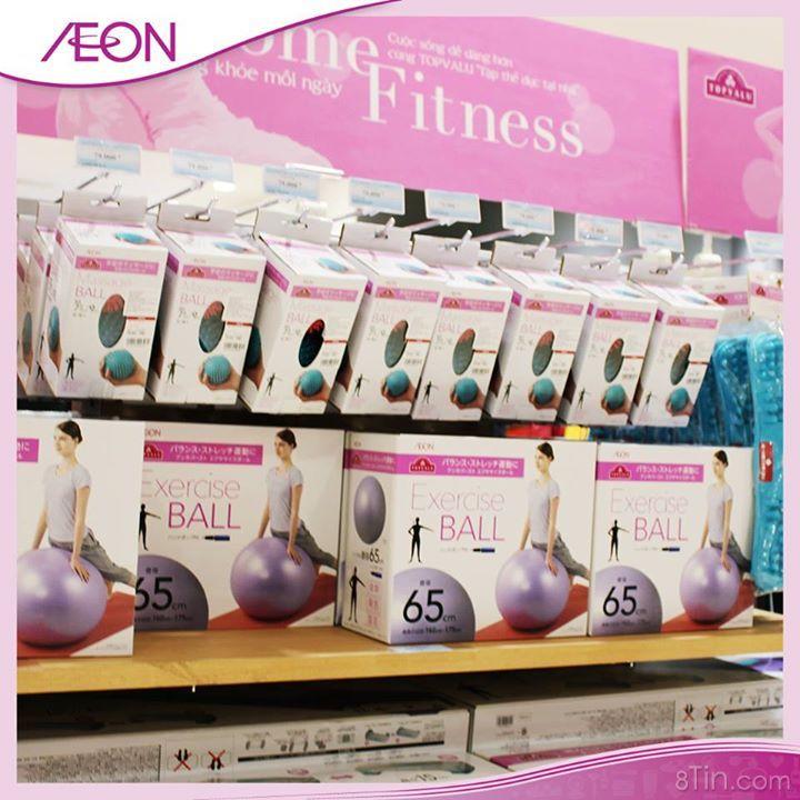 Nhiều sản phẩm hỗ trợ tập Yoga  và các môn thể