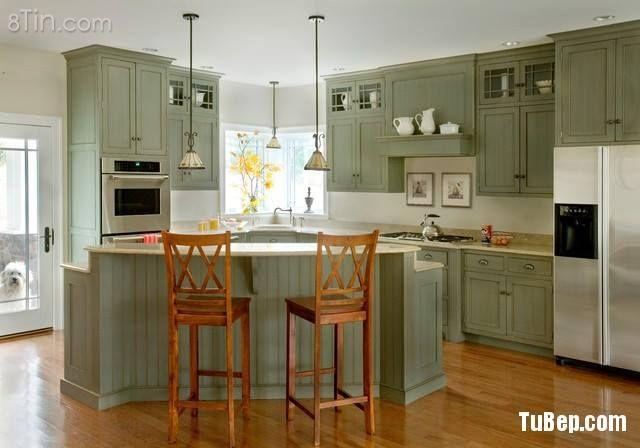 Ngày nay tủ bếp được thiết kế thiết thực và tiện nghi