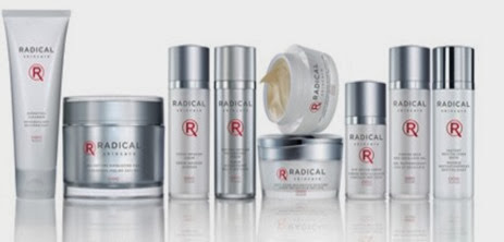 radical skincare products