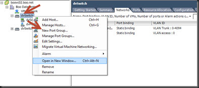 VMWare vSphere v5 1: Creating Distributed Switches and Connecting to
