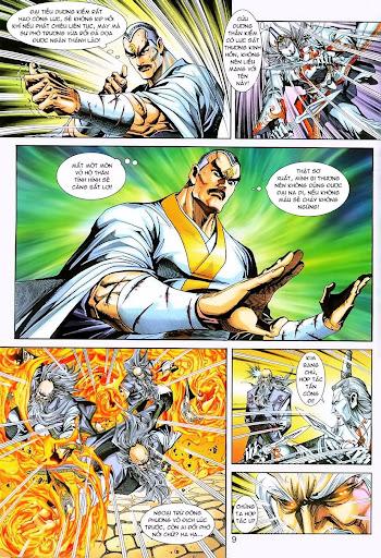 Tân Tác Long Hổ Môn Chap 230 page 9 - Truyentranhaz.net