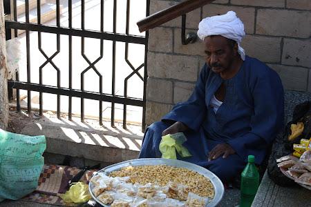Boabe de fasole cu lamaie in Egipt