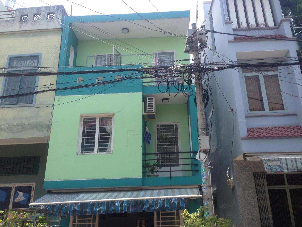 Nhà Phố Mặt Tiền Đường Phan Văn Năm Quận Tân Phú 04
