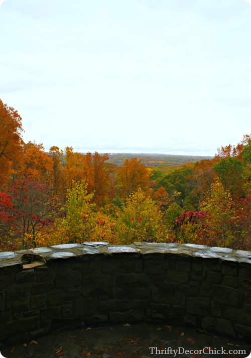 Indiana fall foliage