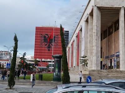 Cazare Albania: Hotel Tirana International