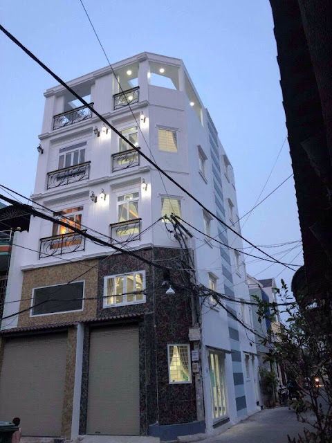 Bán nhà phố Huỷnh Văn Nghệ phường 12 Quận Gò Vấp 01