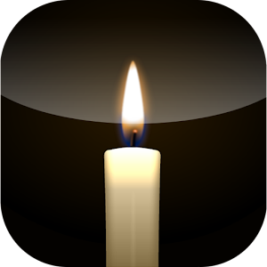 Virtual candle light