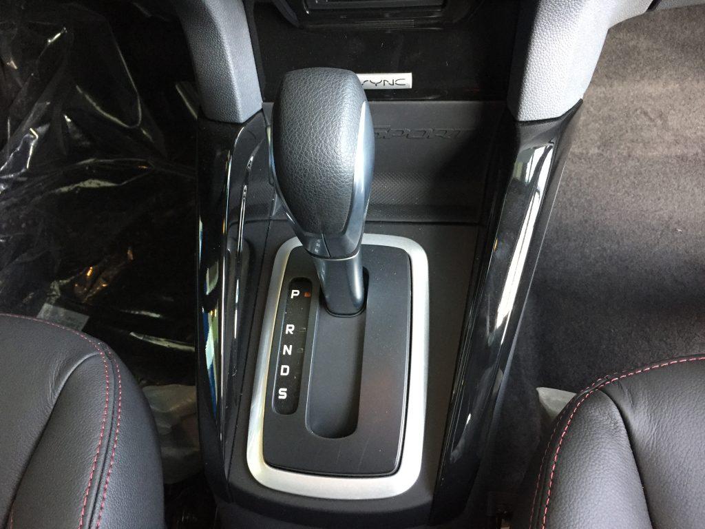 Nội thất xe ô tô Ford EcoSport 08