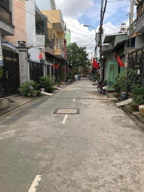Bán nhà hẻm xe tải đường số 6 Bình Hưng Hòa B Bình Tân 02