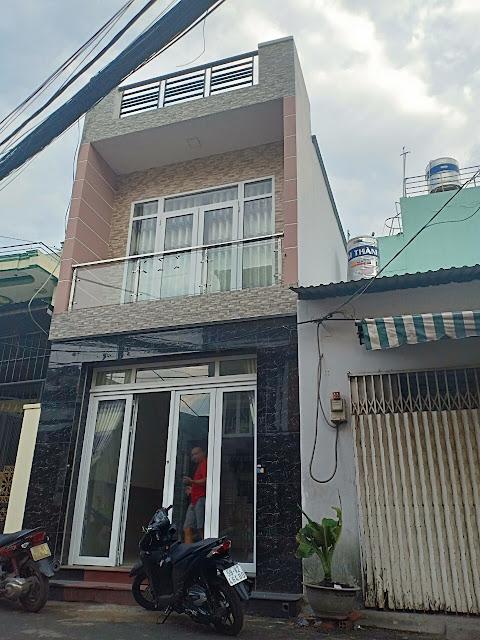 Bán nhà Mặt Tiền đường số 1 Phường 11 Quận Gò Vấp