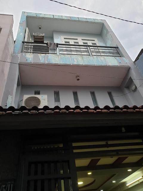 Bán nhà đường số 13A Quận Bình Tân