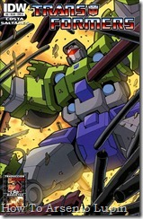 P00004 - The Transformers #8 (2010