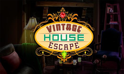 Vintage House Escape