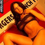 Andrea Rincon, Selena Spice Galeria 54 : Tanga Hilo Dental Negro, Top Semitransparente – AndreaRincon.com Foto 5