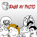 Rage my photO icon