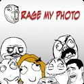 Rage my photO icon