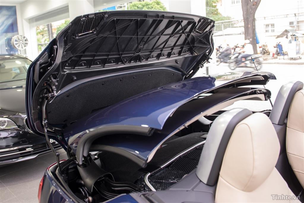 Ngoại thất xe BMW Z4 20i sDrive 06
