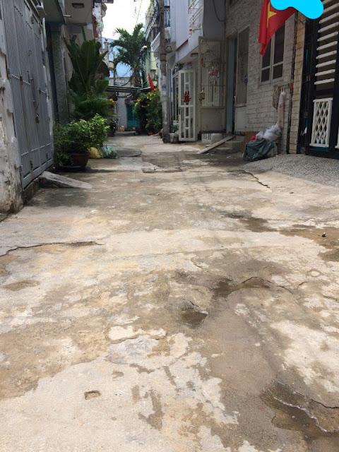 Bán nhà hẻm một sẹc Bùi Quang Là Quận Gò Vấp 03